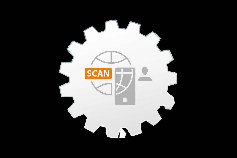 PDF Scan-Modus